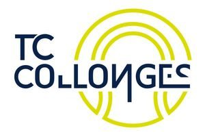 nouveau logo tennis club collonges