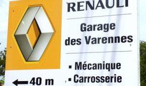 Garage des Varennes