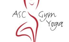 Nouveau logo ASC Gym Yoga