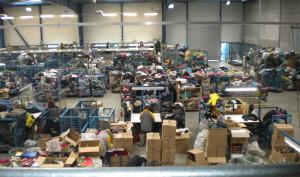 collecte de textiles