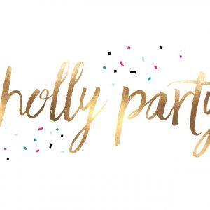 Holly Party logo