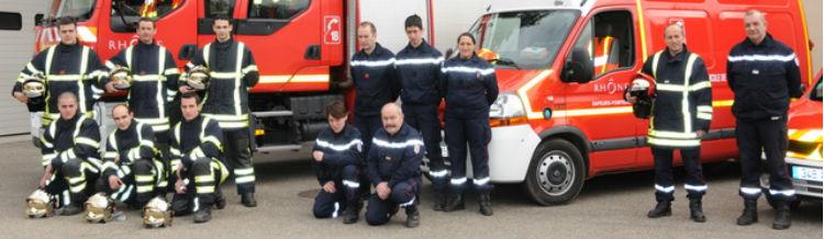 Amicale des Sapeurs Pompiers de Collonges - pano
