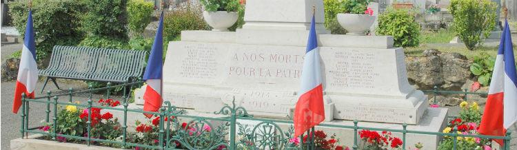monument aux morts - pano
