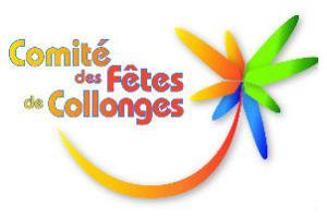 logo comité des fêtes de Collonges