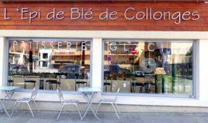 Boulangerie Epi de Blé