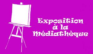 Expo Médiathèque - 300/200