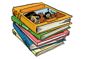 Médiathèque - Bourse aux livre