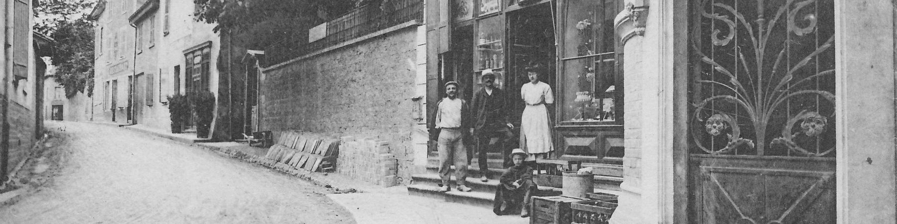 Présentation Historique Collonges - Trèves Pâques
