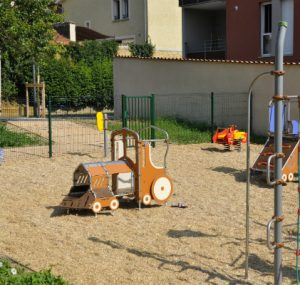 Jardin d'enfants - 600/400