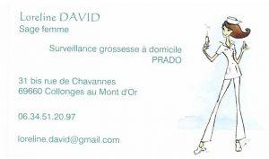 Loreline David - pro