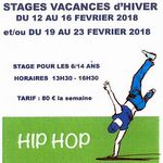 Stage Hip Hop Dynamique des Muguets - carré