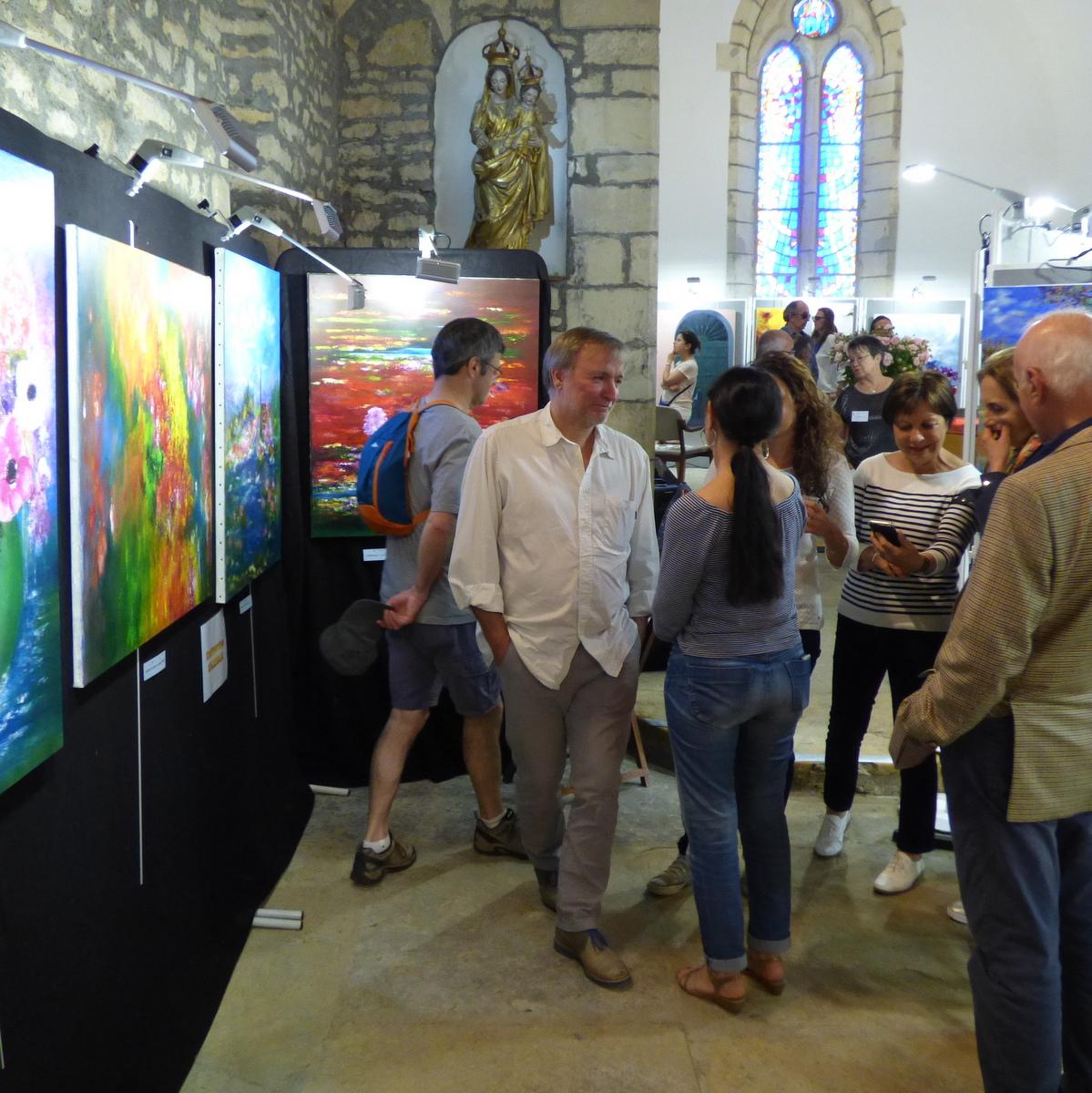 Expo des Artistes