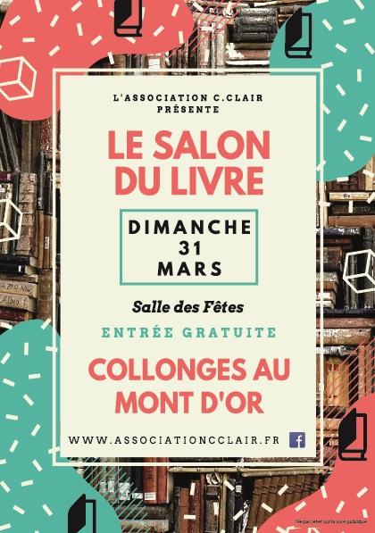Salon du Livre 2019 - C'Clair