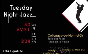 Jazz Day in Monts d'Or 2019 - recto