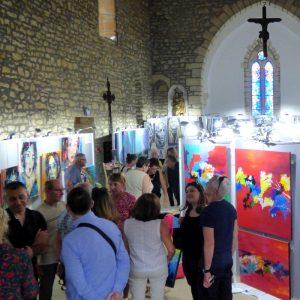 expo des artistes 2018