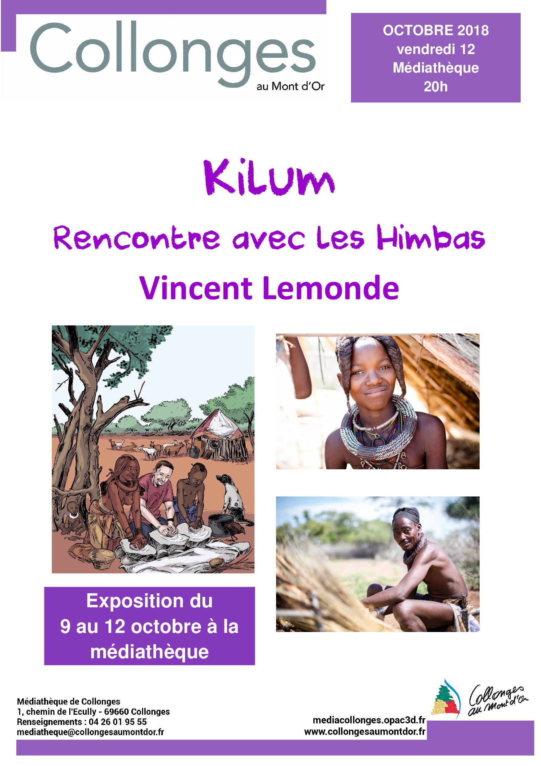 Rencontre - expo Vincent Lemonde