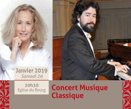 concert récitant 2018