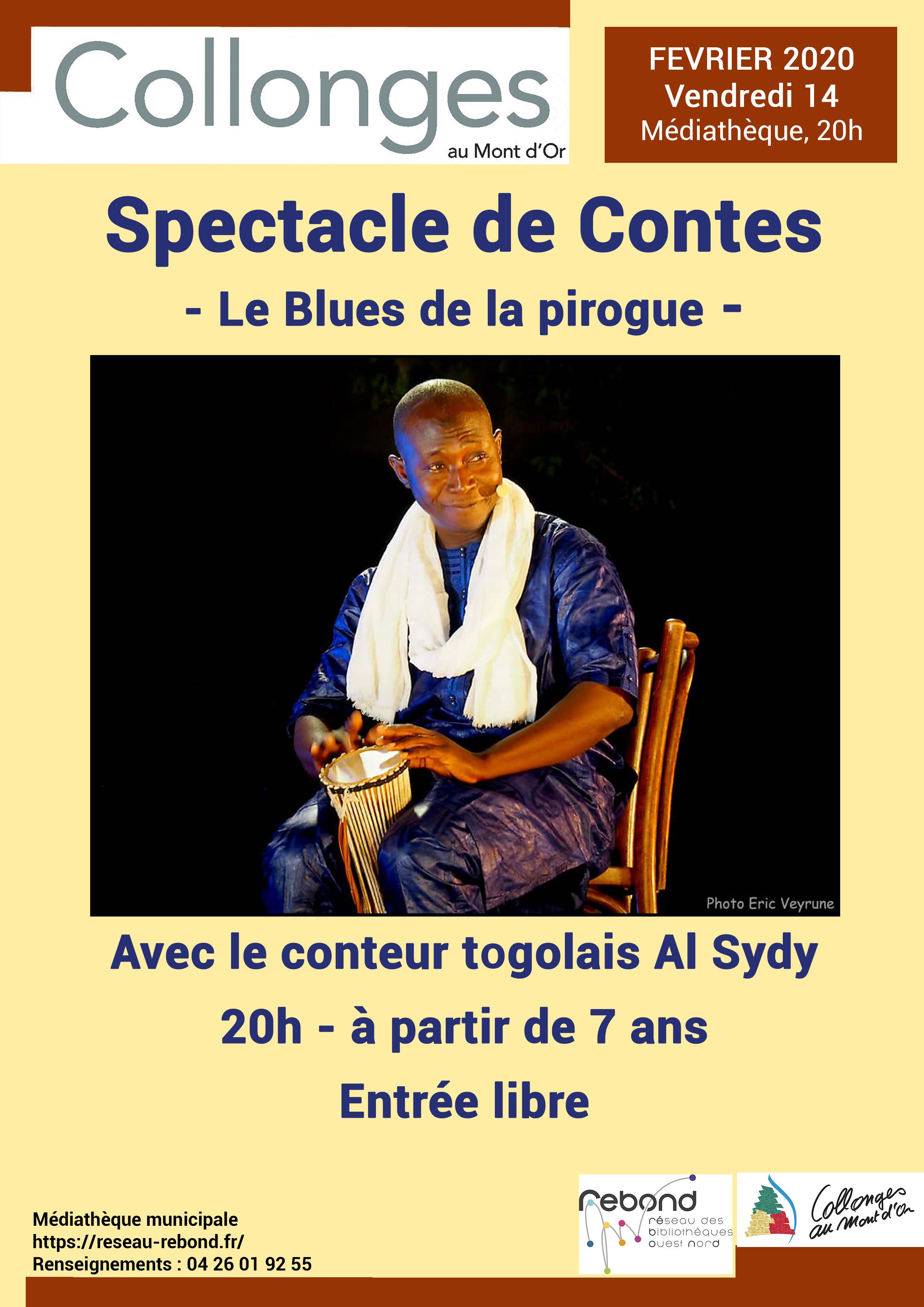 Affiche Contes Al Sydy
