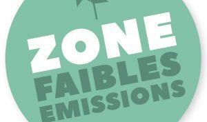 Logo ZFE Zone à Faibles Emissions