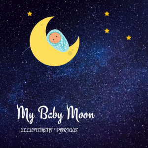Logo My Baby Moon