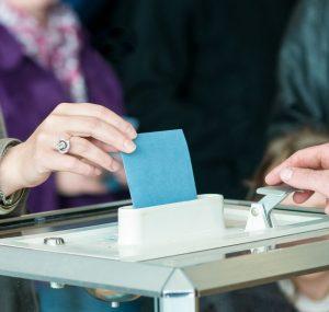 Photo vote @Métropole de Lyon