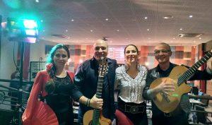 """Musique à Trèves Pâques : Concert de musique latino et flamenco avec """"Los Carlos"""""""